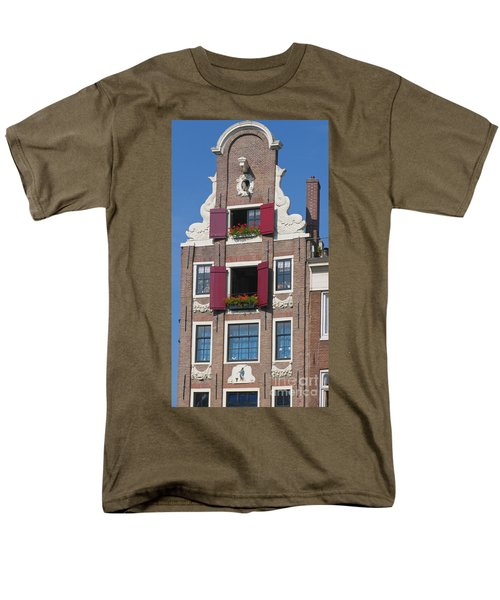 Good Morning Men's T-Shirt  (Regular Fit) by Suzanne Oesterling