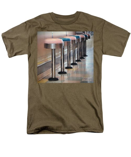 Have A Seat Men's T-Shirt  (Regular Fit) by Peggy Hughes