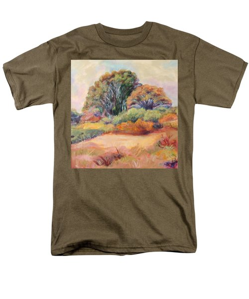 Henry's Backyard Men's T-Shirt  (Regular Fit) by Patricia Piffath
