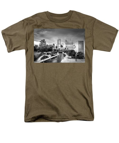Indianapolis Men's T-Shirt  (Regular Fit) by Alexey Stiop