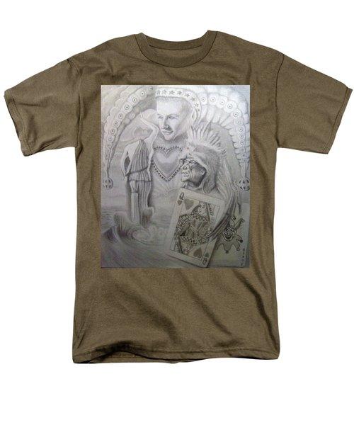 My Foolish Heart Men's T-Shirt  (Regular Fit) by Rich Milo
