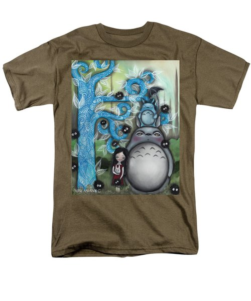 My Friend Men's T-Shirt  (Regular Fit) by Abril Andrade Griffith
