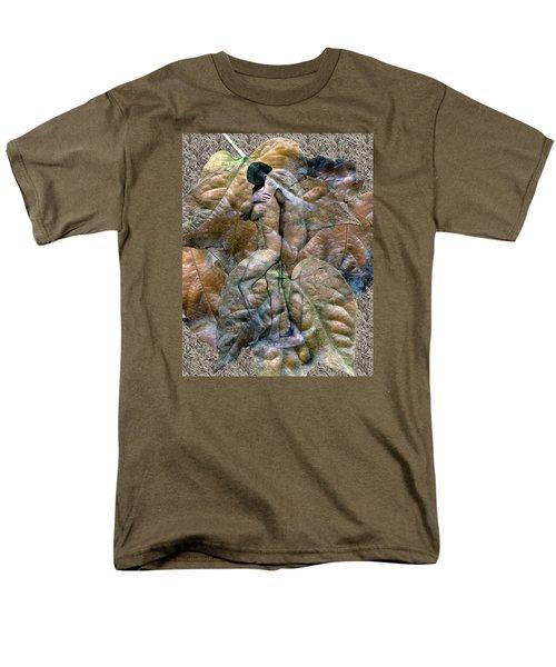 Sheltered Men's T-Shirt  (Regular Fit) by Kurt Van Wagner