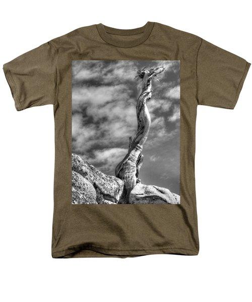 Still Standing Men's T-Shirt  (Regular Fit) by Joe Schofield