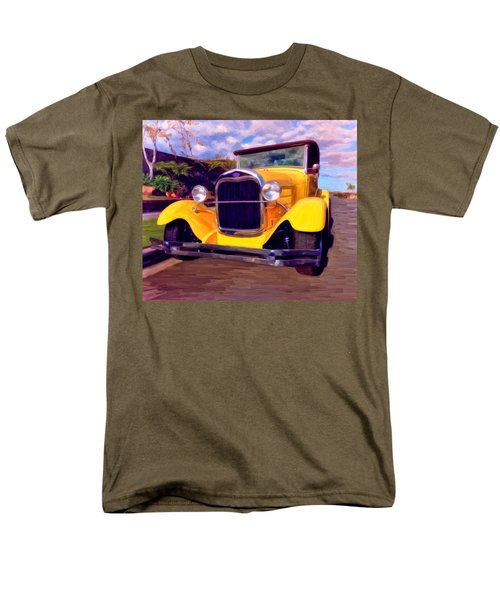 '28 Ford Pick Up Men's T-Shirt  (Regular Fit) by Michael Pickett