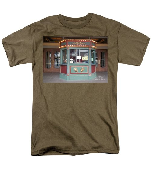 Men's T-Shirt  (Regular Fit) featuring the photograph The Tivoli Theatre by Kelly Awad