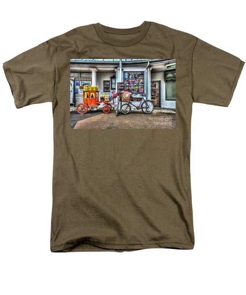 Ye Olde Sweet Shoppe Men's T-Shirt  (Regular Fit)