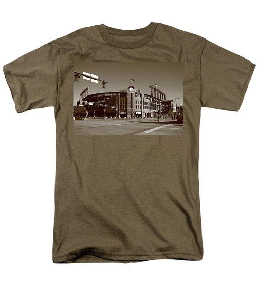 Coors Field - Colorado Rockies Men's T-Shirt  (Regular Fit)