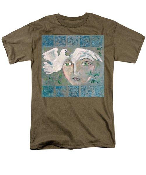 A Captured Young Emotion Men's T-Shirt  (Regular Fit) by John Keaton