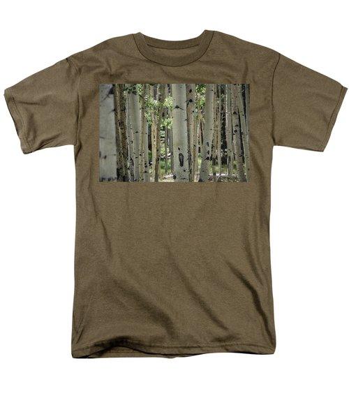 A Change Of Weather  Men's T-Shirt  (Regular Fit) by Saija  Lehtonen