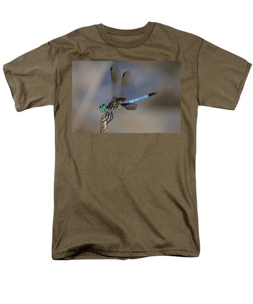 A Dragonfly Iv Men's T-Shirt  (Regular Fit) by Raymond Salani III