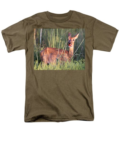 A Mouth Full Men's T-Shirt  (Regular Fit)