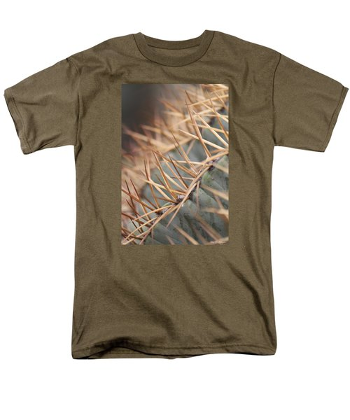 Men's T-Shirt  (Regular Fit) featuring the photograph A Spiny Situation by Amy Gallagher