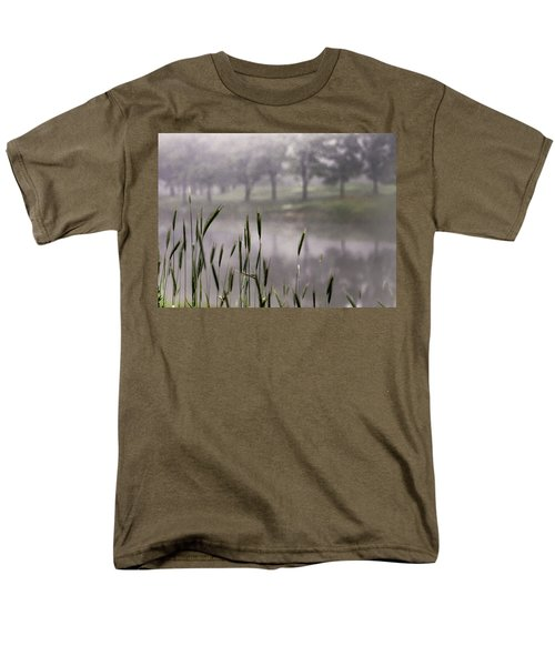 A View In The Mist Men's T-Shirt  (Regular Fit)
