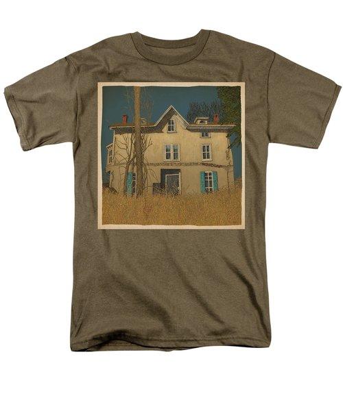 Abandoned Men's T-Shirt  (Regular Fit) by Meg Shearer