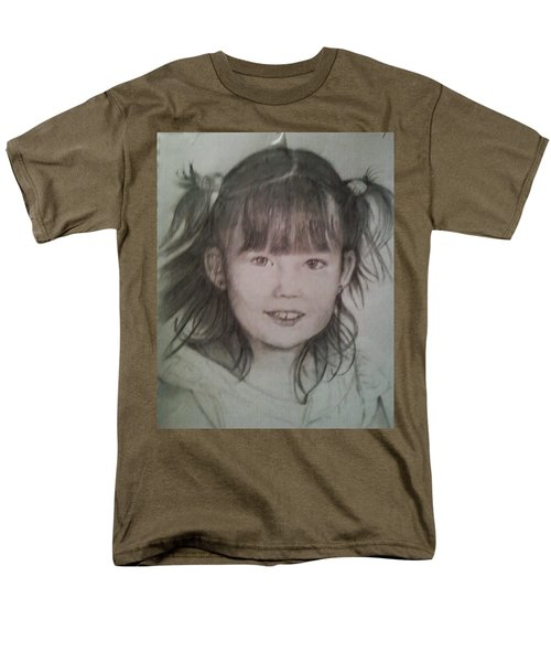 Abigail  Men's T-Shirt  (Regular Fit) by Hae Kim