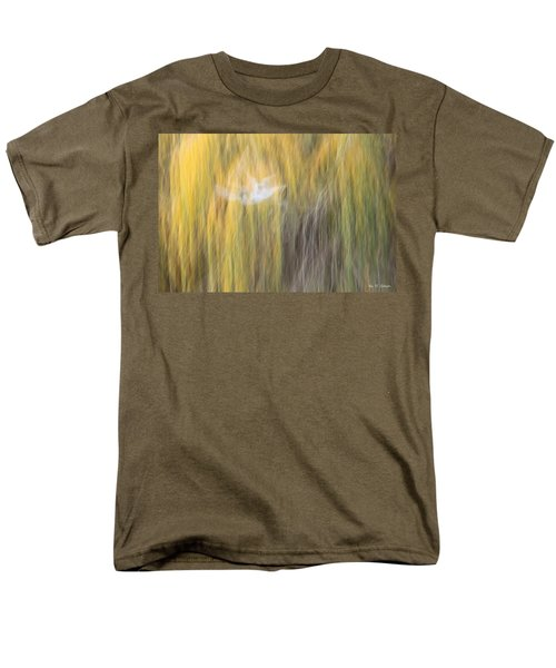 Men's T-Shirt  (Regular Fit) featuring the photograph Abstract Haze by Amy Gallagher
