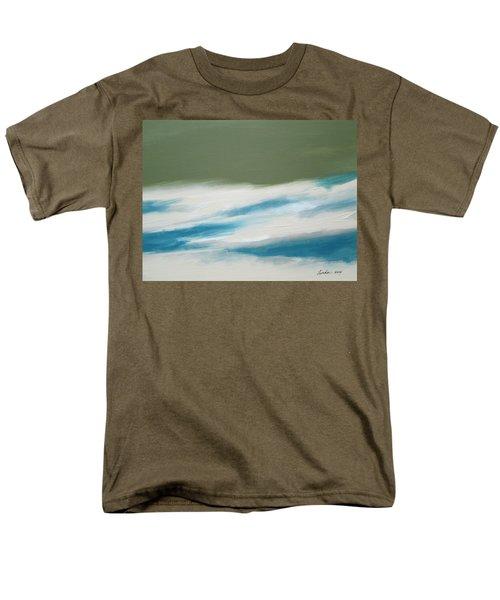 Abstract No. 1 Men's T-Shirt  (Regular Fit)