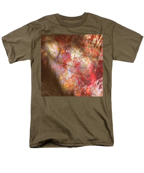 Abstract Pillow Men's T-Shirt  (Regular Fit) by Kim Prowse