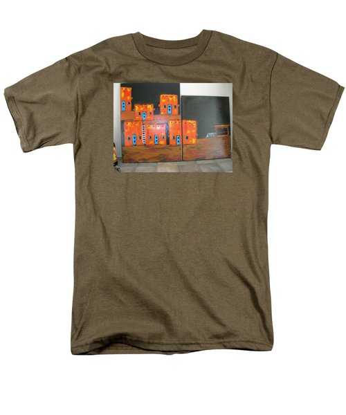 Adobes Men's T-Shirt  (Regular Fit)