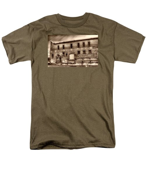 Adluh Flour Sc Men's T-Shirt  (Regular Fit) by Skip Willits