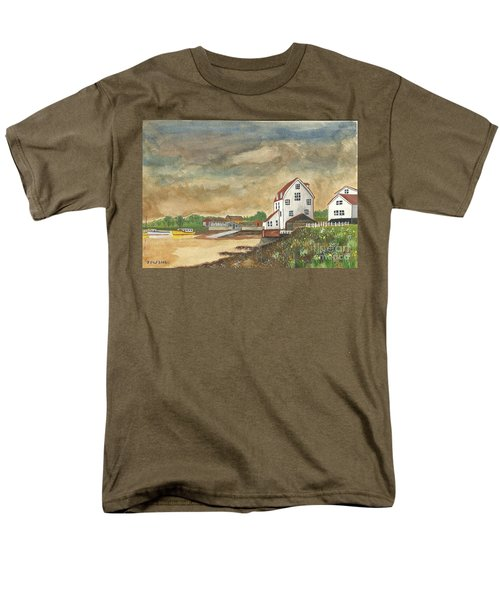 Men's T-Shirt  (Regular Fit) featuring the painting After The Storm by John Williams