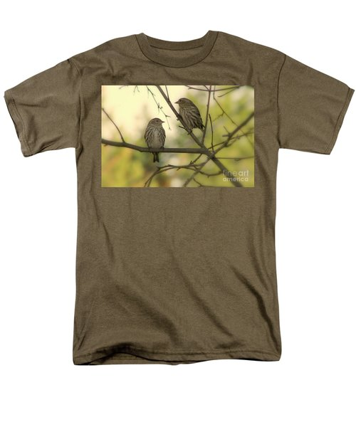 Afternoon Sit Men's T-Shirt  (Regular Fit) by Leone Lund