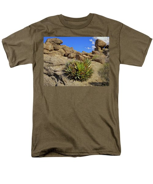 Against The Odds Men's T-Shirt  (Regular Fit) by Michael Pickett