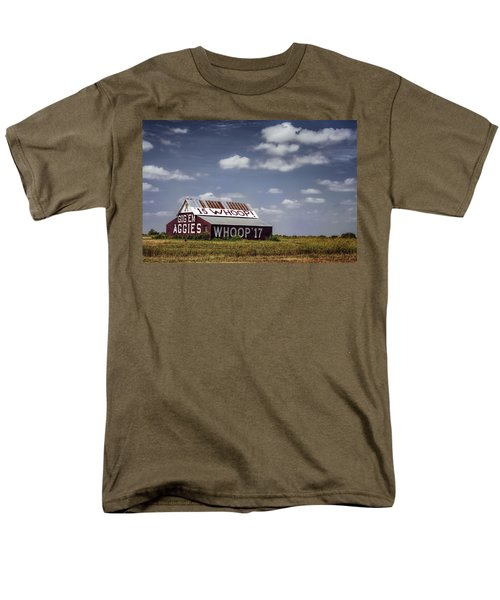 Aggie Barn Men's T-Shirt  (Regular Fit)
