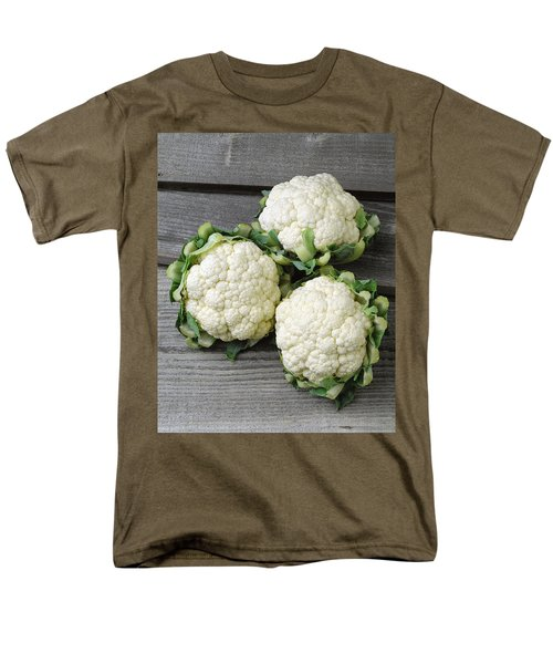 Agriculture - Fresh Heads Men's T-Shirt  (Regular Fit) by Ed Young