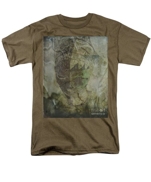 Almost Forgoten Men's T-Shirt  (Regular Fit) by Irma BACKELANT GALLERIES