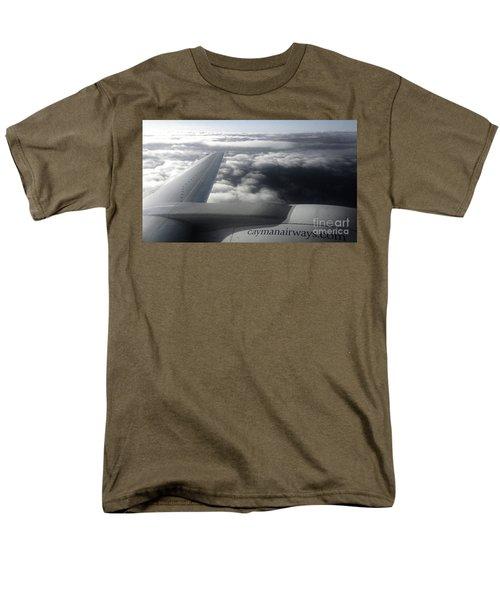 Aloft Men's T-Shirt  (Regular Fit) by Amar Sheow