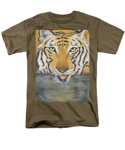 Always Watching  Men's T-Shirt  (Regular Fit) by Patricia Olson