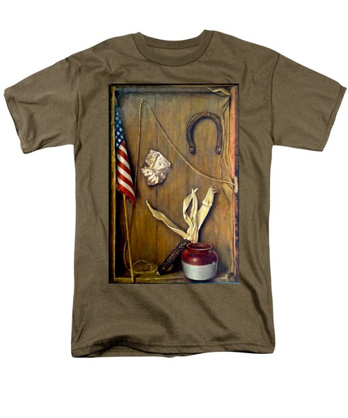 7/11 Men's T-Shirt  (Regular Fit) by Janet McGrath