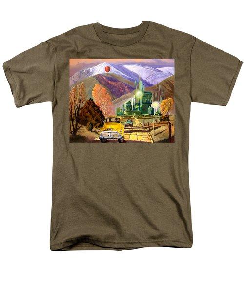 Trucks In Oz Men's T-Shirt  (Regular Fit)