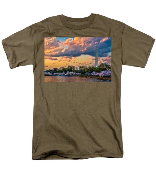 An Evening In Dc Men's T-Shirt  (Regular Fit) by Christopher Holmes