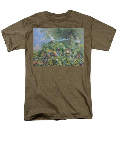 An Unexpected Adventure.the Story Begins. Men's T-Shirt  (Regular Fit) by Joe  Gilronan