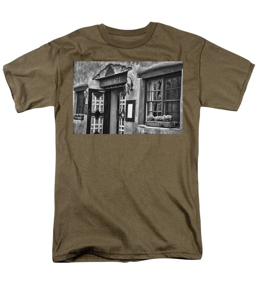 Men's T-Shirt  (Regular Fit) featuring the photograph Anasazi Inn Restaurant by Ron White