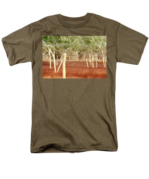 And The Trees Danced Men's T-Shirt  (Regular Fit) by Holly Kempe