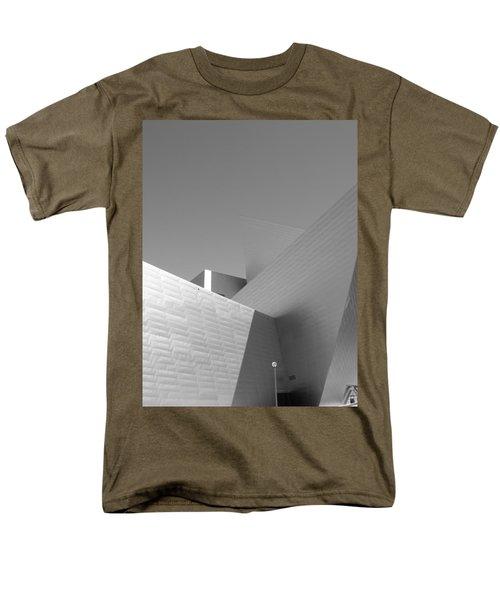 Angles Men's T-Shirt  (Regular Fit) by Barbara Bardzik
