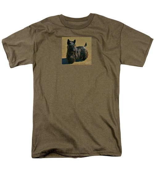 Men's T-Shirt  (Regular Fit) featuring the photograph Angus by Michele Penner