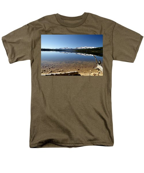Men's T-Shirt  (Regular Fit) featuring the photograph Another Perfect Day by Jeremy Rhoades