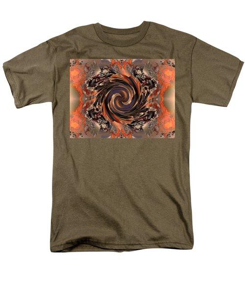 Another Swirl Men's T-Shirt  (Regular Fit)