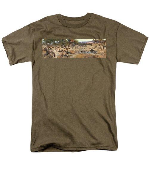 Arrival Men's T-Shirt  (Regular Fit)