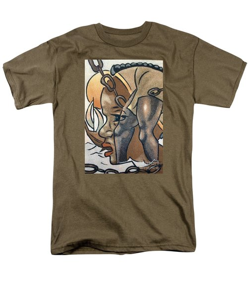 Artists Of Oasis  Men's T-Shirt  (Regular Fit) by Fania Simon