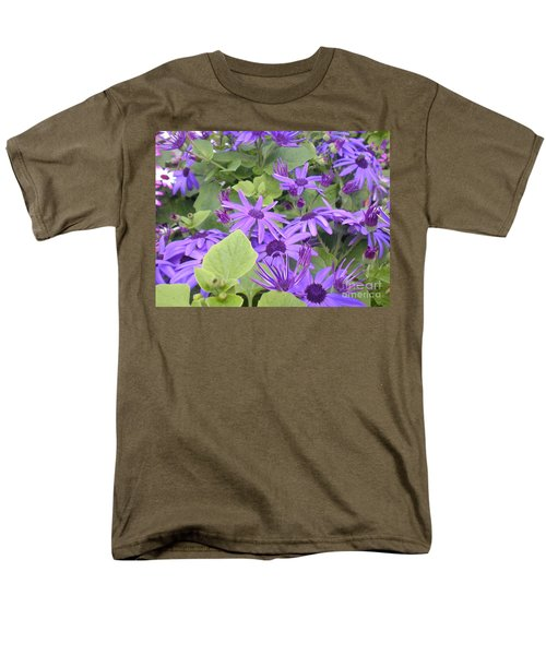 Asters Men's T-Shirt  (Regular Fit) by Kim Prowse