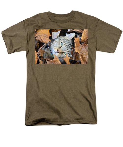Autumn Fun Men's T-Shirt  (Regular Fit) by Susan Leggett