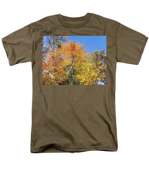 Men's T-Shirt  (Regular Fit) featuring the photograph Autumn Limbs by Jason Williamson