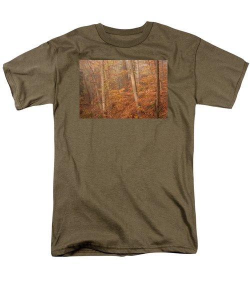 Autumn Mist Men's T-Shirt  (Regular Fit) by Patrice Zinck