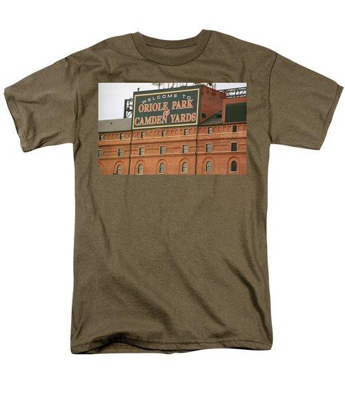 Baltimore Orioles Park At Camden Yards Men's T-Shirt  (Regular Fit)